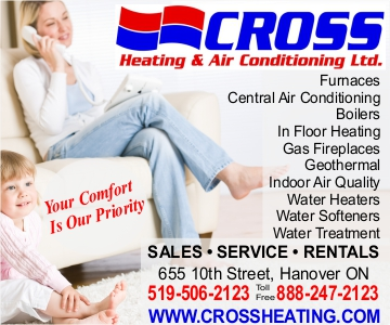 Cross Heating & Air Conditioning