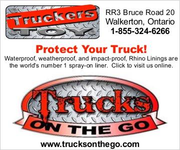 Trucks on the Go